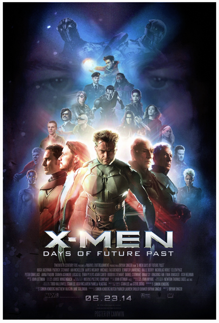 X:Men: Days Of Future Past - review
